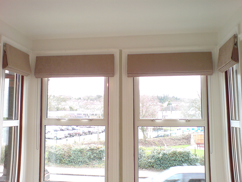 Made To Measure Roman Blinds In Hertfordshire